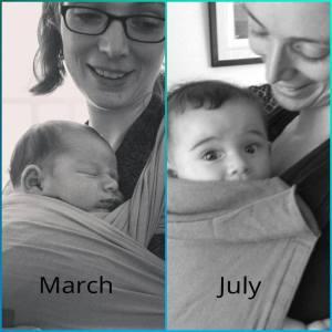 March july comparison